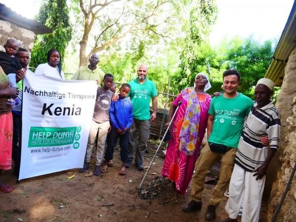 Help Dunya Nachhaltige Tierspende