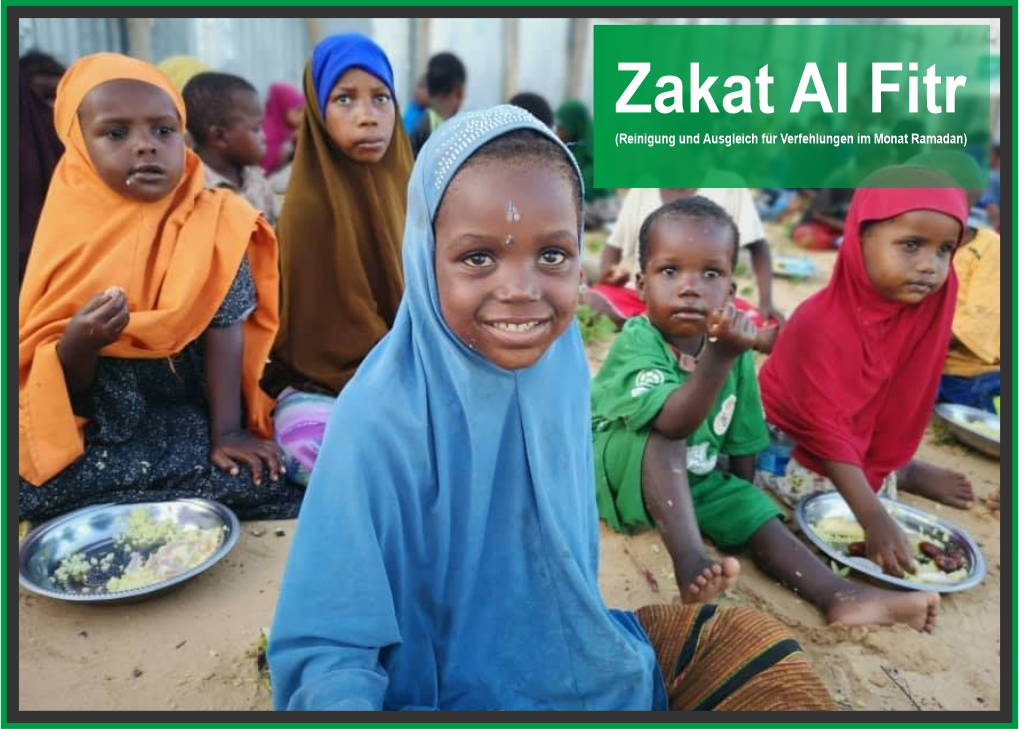 Help Dunya Zakat al fitr