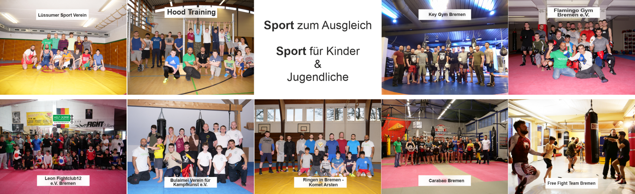 Help Dunya Sport für Jugend