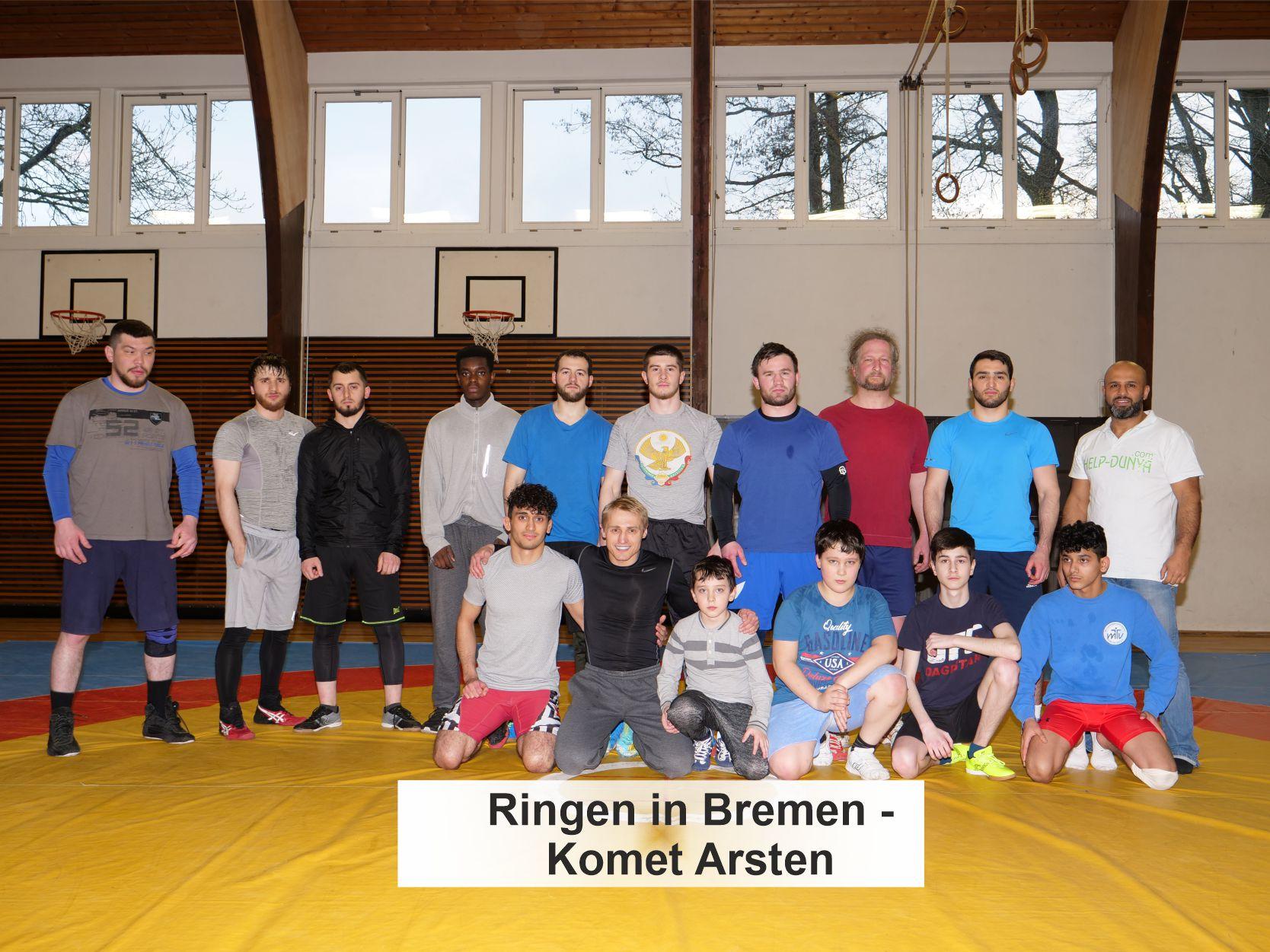 Help Dunya Sport für die Jugend