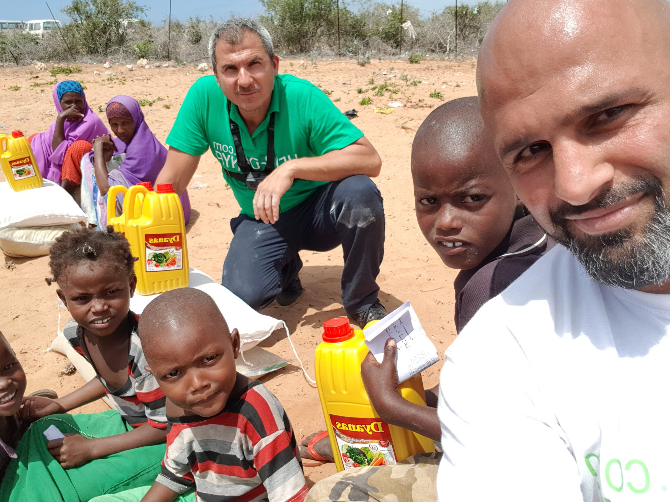 Help Dunya Religiöse Projekt