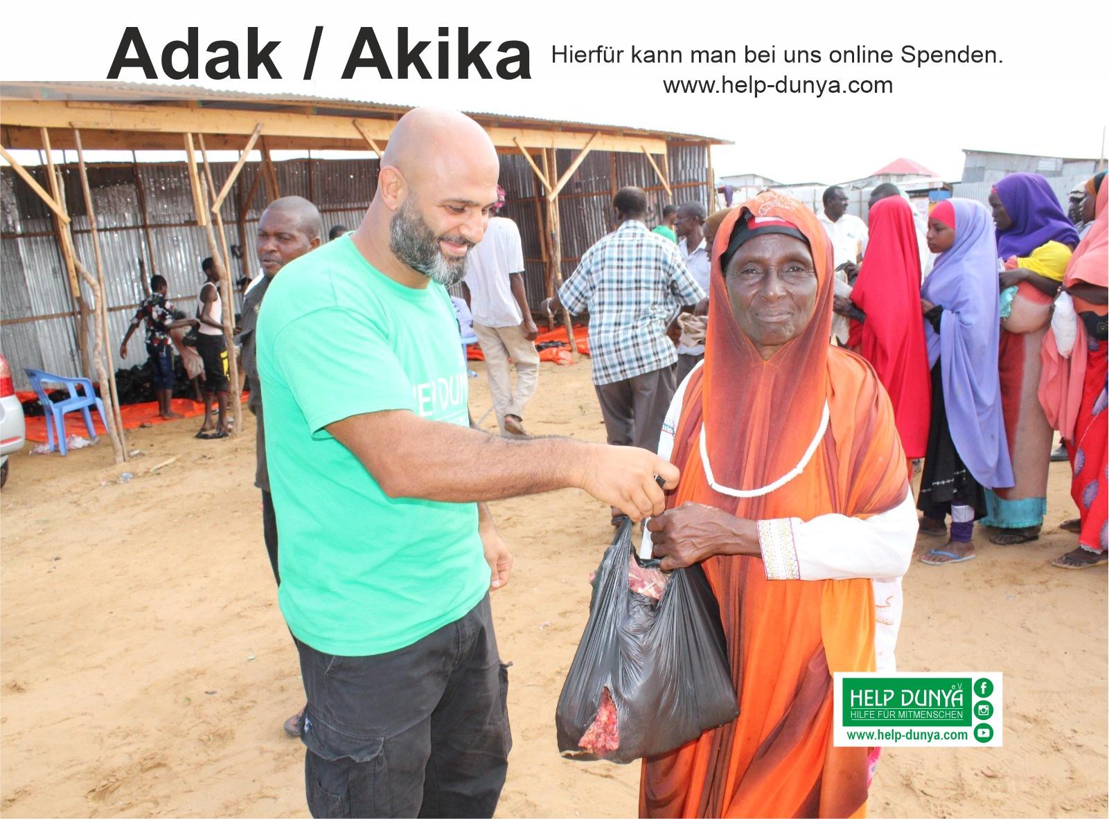 Help Dunya Adak Akika
