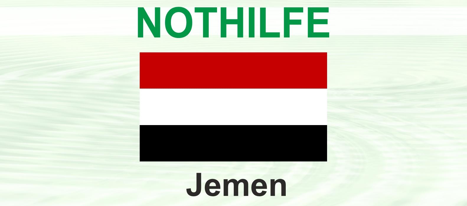 Help Dunya Nothilfe Jemen