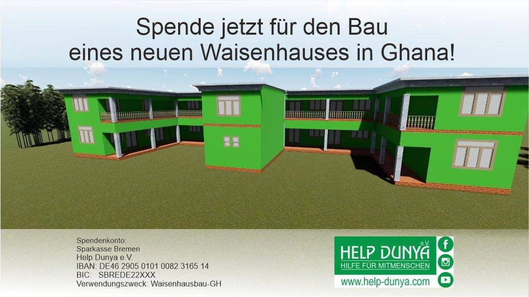 Waisenhaus Spenden