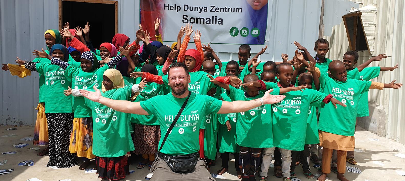 Help Dunya Dauerauftrag Patenschaft