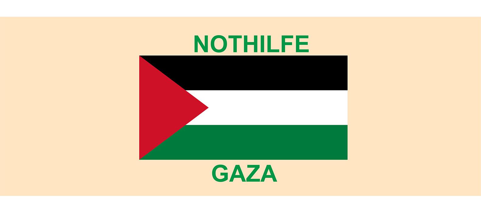 NOTHILFE GAZA 2021